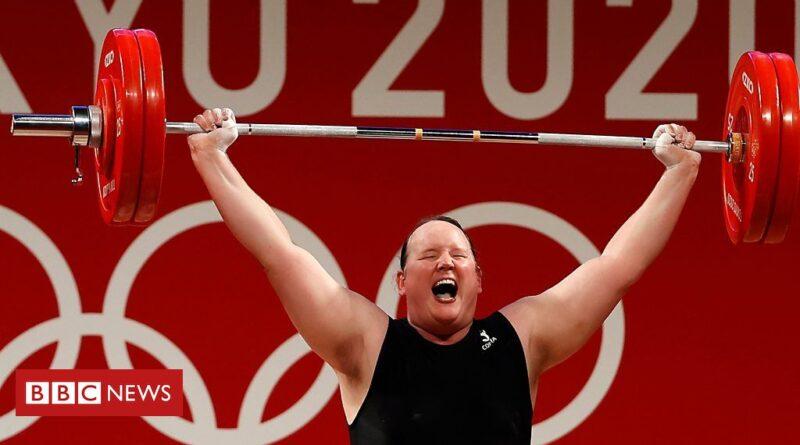 Tokyo Olympics: NZ weightlifter Laurel Hubbard set to 'hang up her boots'