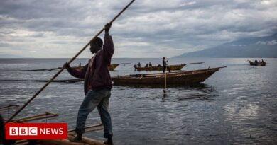 Burundi floods: Lake Tanganyika's water levels rise