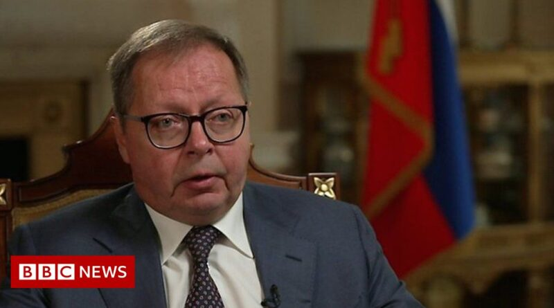 Russia not withholding gas for political reasons – ambassador