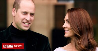 Earthshot Prize: William and Kate joined by stars for awards ceremony