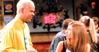 James Michael Tyler: Jennifer Aniston leads tributes as star who played Gunther in Friends dies at 59 | Ents & Arts News